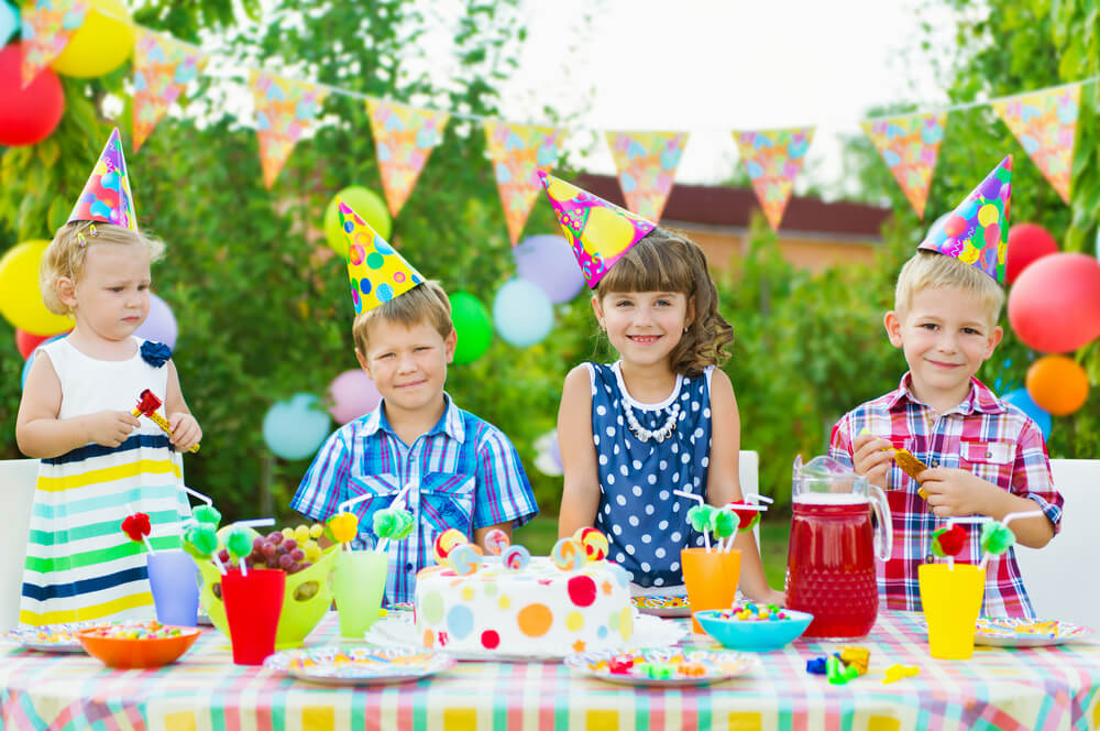 Birthday Party Outdoor